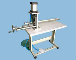 Pneumatic Bristle Cutting Machine