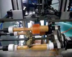 Wood Hairbrush Making Machine